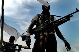 Niger Delta Militants setraco